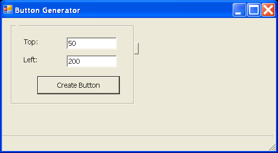 Button Generator