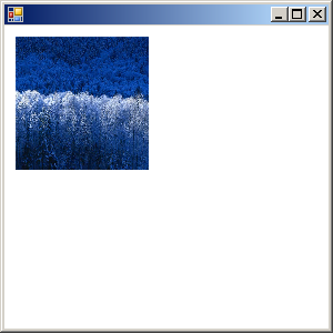Draw image with Interpolation Mode: Nearest Neighbor