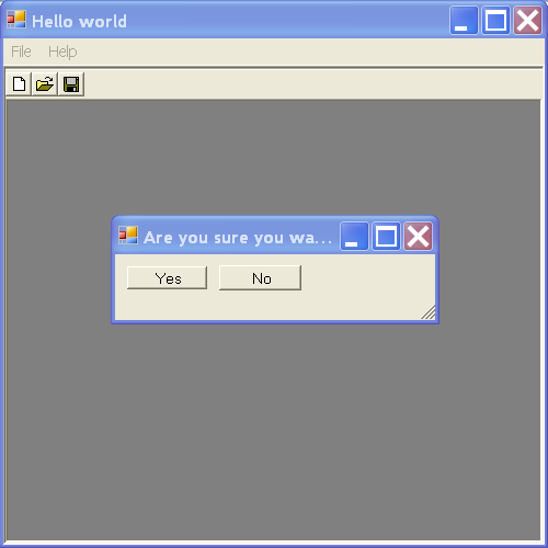 Editor Form