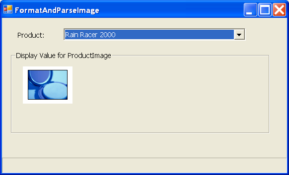 Format And Parse Image
