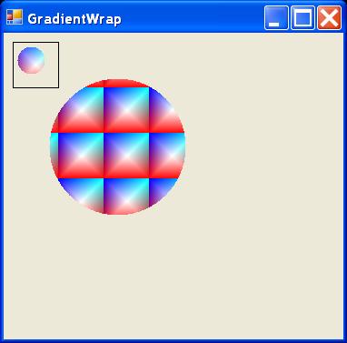 Gradient Wrap