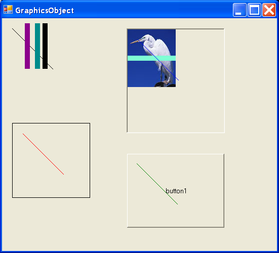 Drawing Lines In Wpf C : Draw a line « d graphics c sharp