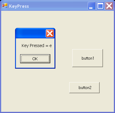 Key Press