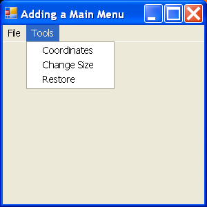 Csandapiam besides AddaMainMenu likewise 2012 06 21 further Dragon Photo also Arium. on windows forms design patterns