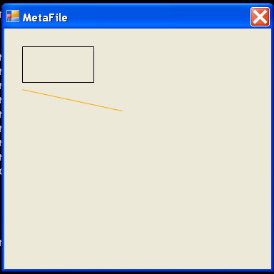 MetaFile and Draw