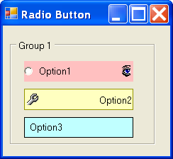 RadioButton With Img
