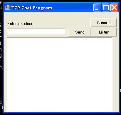 Tcp Chat