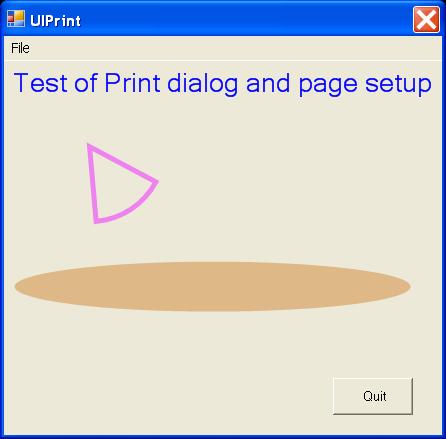 UI Print