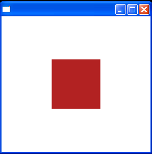 Animate Width and Height of a Rectangle