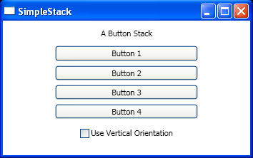 Change StackPanel Orientation