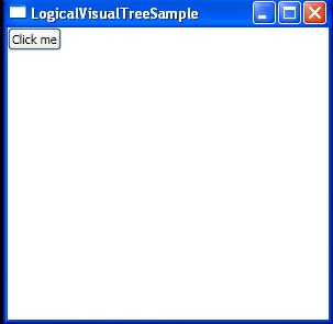 Logical Visual Tree Sample