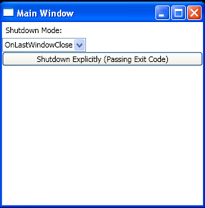 ShutdownMode.OnLastWindowClose