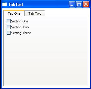 Tab Test