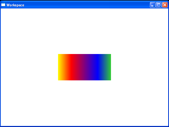 This rectangle is painted with a horizontal linear gradient