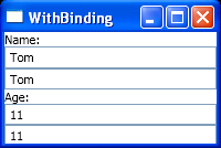 ToolTip With Binding