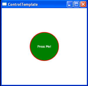 Use ControlTemplate and event handler