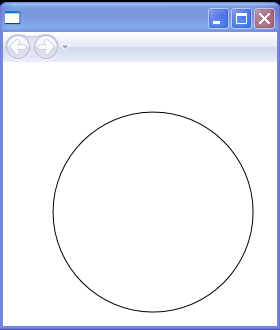 Use PolyBezierSegment to Simulated Circle