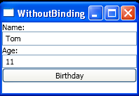 Without Binding