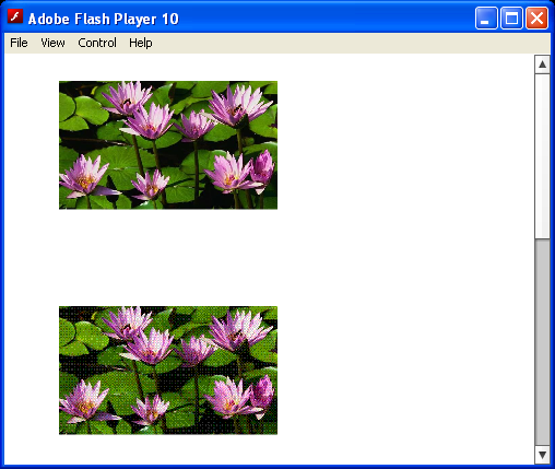 Compare Two Bitmap Images