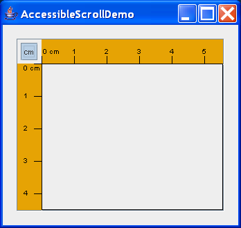 Accessible Scroll Demo 