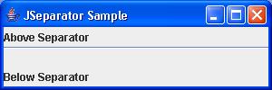 Separator Sample 2