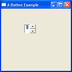 Arrow Button Example