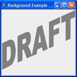 TextArea Background Image
