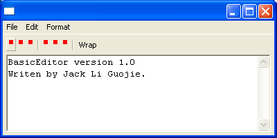 Basic Editor 2