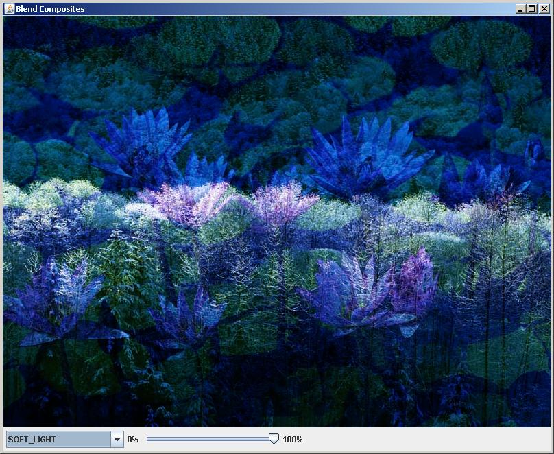 Blend Composite Demo