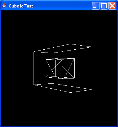 Java 3D Box and a custom Cuboid implementation