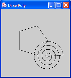 Draw a Polygon