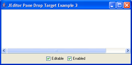 Editor Drop Target 3