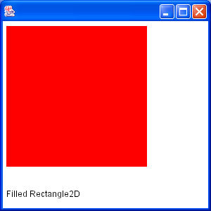 Fill a Rectangle 2