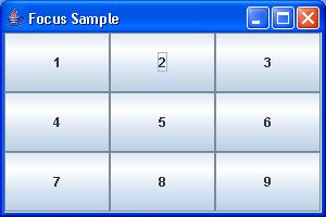 Focus Example
