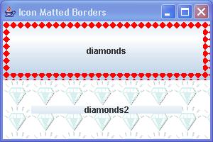 Icon MatteBorder