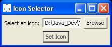 Icon Selector