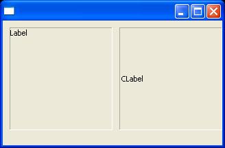 Label Separator