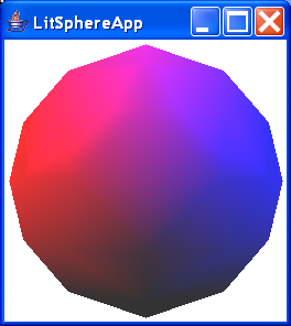 Sphere Sample