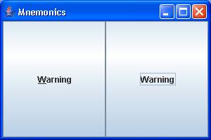 Mnemonic Sample