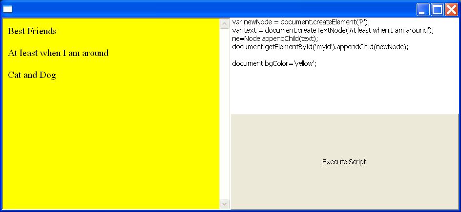 SWT XML Editor: Modify DOM