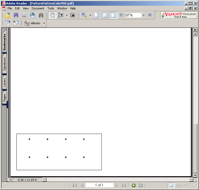 Setting PdfContentByte for PdfPatternPainter