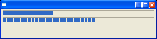 ProgressBar Example