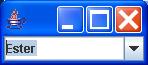 JComboBox: adding automatic completion-Non-strict matching