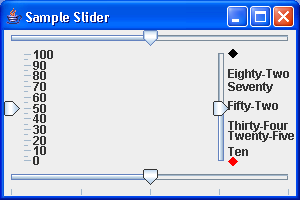 Sample Sliders