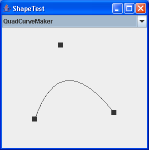 This program demonstrates the various 2D shapes