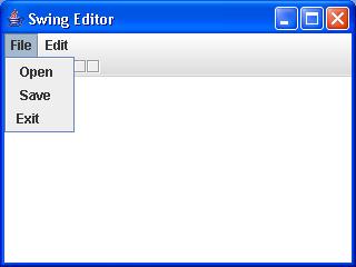 Simple Editor Demo
