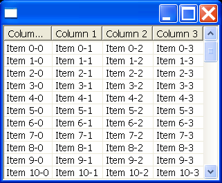Find a SWT table cell from mouse down (works for any table style)