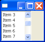 Print selected items in a SWT table