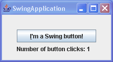 Swing Application