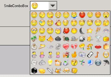 MSN like Swing ComboBox